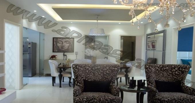 2 BHK 1284 sq ft  | Flat |Kharar | Mohali | Chandigarh| Punjab | Zirakpur| Apnaaghar.com | 9781191177