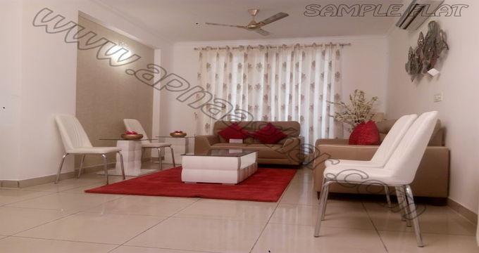 2 BHK 1200 sq ft   Flat Duuplex  VILLA   Mohali   Dhakoli  Chandigarh  Punjab   Zirakpur  Apnaaghar.com   9781191177