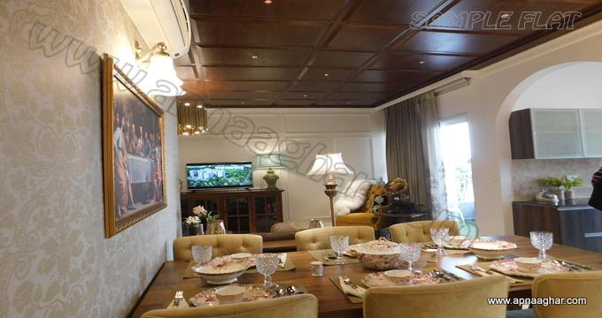 2 BHK 1310 sq ft |Flat |Independent House|Derabassi|Kharar | Mohali | Chandigarh| Punjab | Zirakpur| apnaaghar.com | 9781191177
