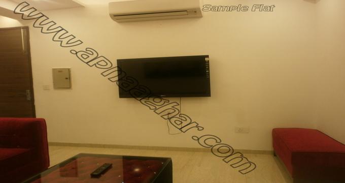 2 BHK 1100 sq ft Vth floor of S+11 | Zirakpur Patiala Highway | Zirakpur | Punjab | Apnaaghar.com