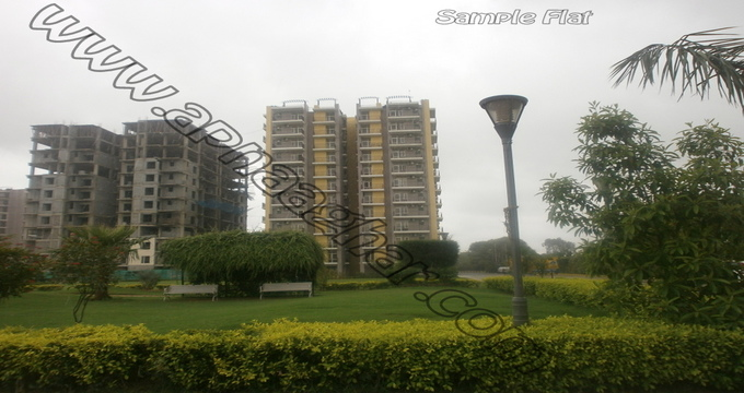 2 BHK 1100 sq ft Vth floor of S+11 | Zirakpur Patiala Highway | Zirakpur | Punjab | Apnaaghar.com