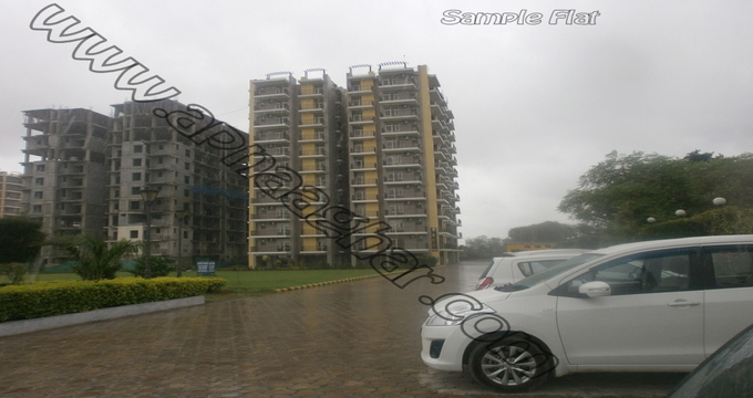 2 BHK 1100 sq ft VIth floor of S+11 | Zirakpur Patiala Highway | Zirakpur | Punjab | Apnaaghar.com