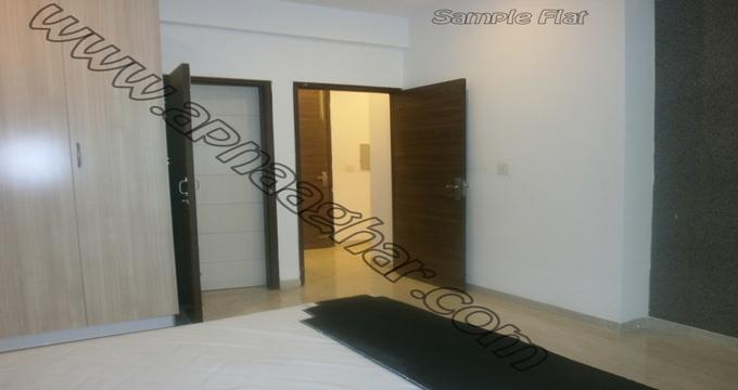 2 BHK 1100 sq ft 1st floor of S+11 | Zirakpur Patiala Highway | Zirakpur | Punjab | Apnaaghar.com