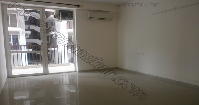 2 BHK 1094 sq ft 5th floor of S+11 | Patiala Zirakpur Highway | Punjab | Apnaaghar.com