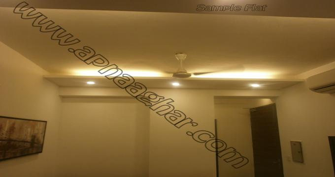 2 BHK 1100 sq ft 1st floor of S+11   Zirakpur Patiala Highway   Zirakpur   Punjab   Apnaaghar.com