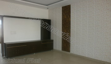 2 BHK 1080 sq ft Ground Floor  of G+2 | Dhakoli | Zirakpur | Punjab | Apnaaghar.com