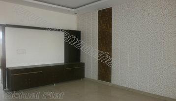 2 BHK 1080 sq ft 2nd floor  of G+2 | Dhakoli | Zirakpur | Punjab | Apnaaghar.com
