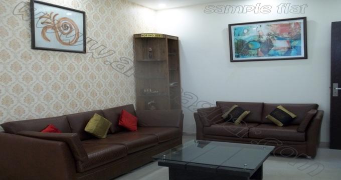 2 BHK 800 sq ft FF of G+3 - Available @ most economical rates | Dhakoli | Zirakpur | Punjab | Apnaa Ghar