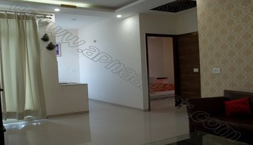 2 BHK 800 sq ft FF of G+3 - Available @ most economical rates | Dhakoli | Zirakpur | Punjab | Apnaa Ghar