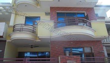 3 BHK 936 sq ft Duplex Near MC Park - 2 water connections (Bore+ MC) | Dhakoli | Zirakpur | Punjab | Apnaa Ghar