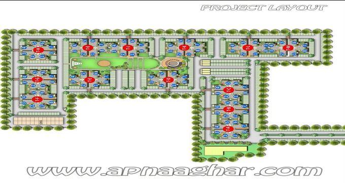 3BHK 1340 sq ft  |Flat|Mohali | Chandigarh| Punjab | Zirakpur| Apnaaghar.com | 9781191177