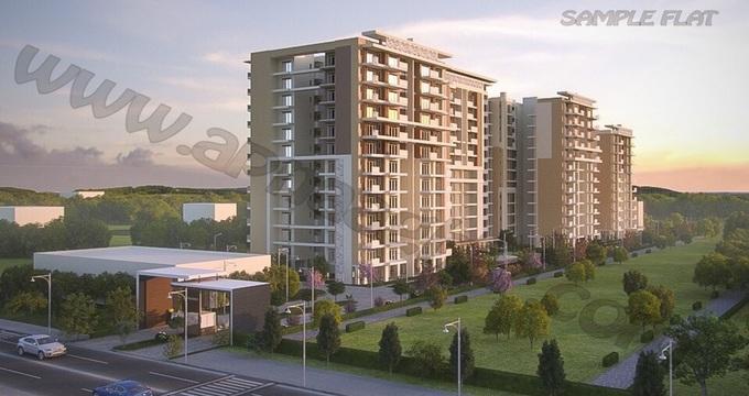3 BHK 1560 sq ft  | Flat |Kharar | Mohali | Chandigarh| Punjab | Zirakpur| Apnaaghar.com | 9781191177
