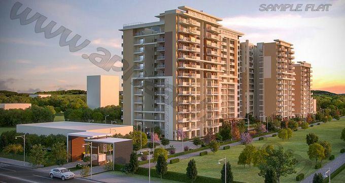 3 BHK 1660 sq ft  | Flat |Kharar | Mohali | Chandigarh| Punjab | Zirakpur| Apnaaghar.com | 9781191177