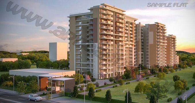 3 BHK 2020 sq ft  | Flat |Kharar | Mohali | Chandigarh| Punjab | Zirakpur| Apnaaghar.com | 9781191177