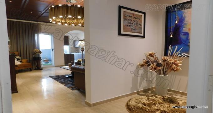3 BHK 1590 sq ft |Flat |Independent House|Derabassi|Kharar | Mohali | Chandigarh| Punjab | Zirakpur| apnaaghar.com | 9781191177