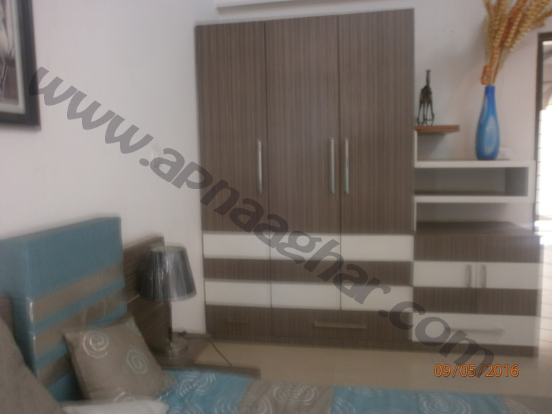 3 BHK well furnished  flat on 10th Floor of G+12 | VIP Road | Zirakpur | Punjab | Apnaaghar