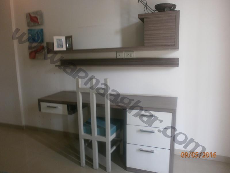 3 BHK well furnished  flat on 4th Floor of G+12 | VIP Road | Zirakpur | Punjab | Apnaaghar