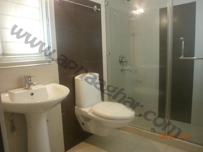 3 BHK well furnished  flat on 1st Floor of G+12 | VIP Road | Zirakpur | Punjab | Apnaaghar