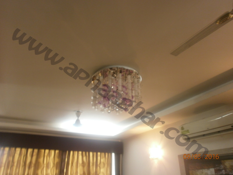 3 BHK well furnished  flat on 11th Floor of G+12 | VIP Road | Zirakpur | Punjab | Apnaaghar