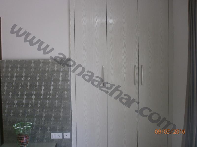 3 BHK well furnished  flat on 1st Floor of G+12   VIP Road   Zirakpur   Punjab   Apnaaghar