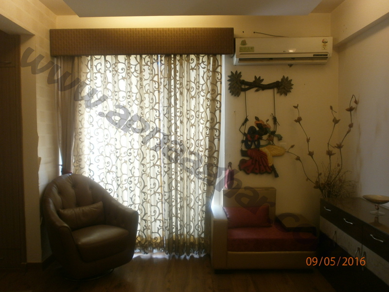 3 BHK well furnished  flat on 11th Floor of G+12 | VIP Road | Zirakpur | Punjab | Apnaaghar