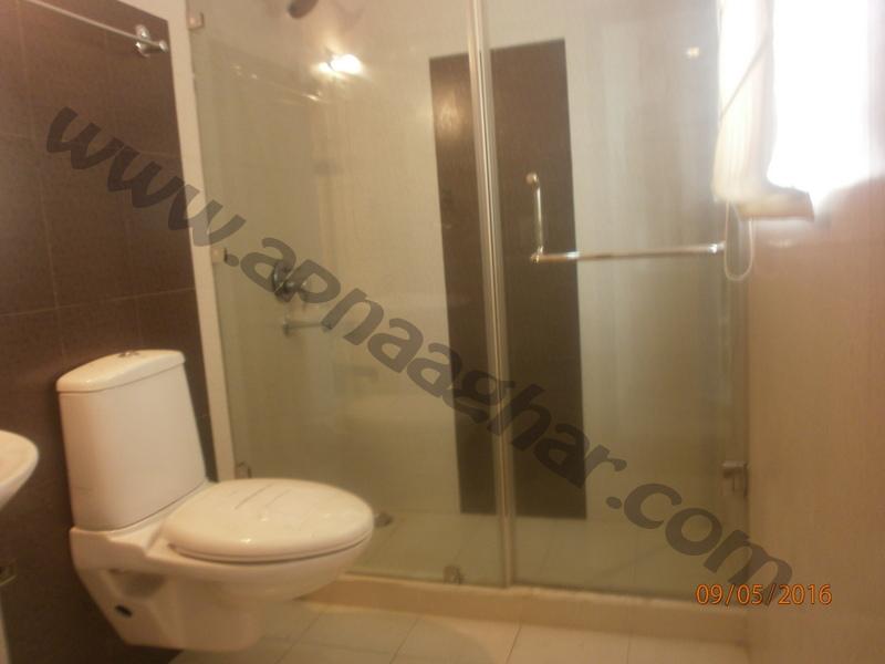 3 BHK well furnished  flat on 12th Floor of G+12   VIP Road   Zirakpur  Punjab   Apnaa Ghar