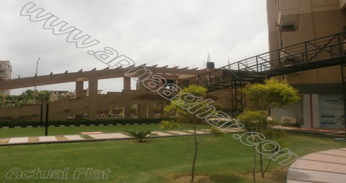 3 BHK 1842 sq ft 11th floor of G+13   VIP Road Zirakpur   Punjab   Apnaaghar.com