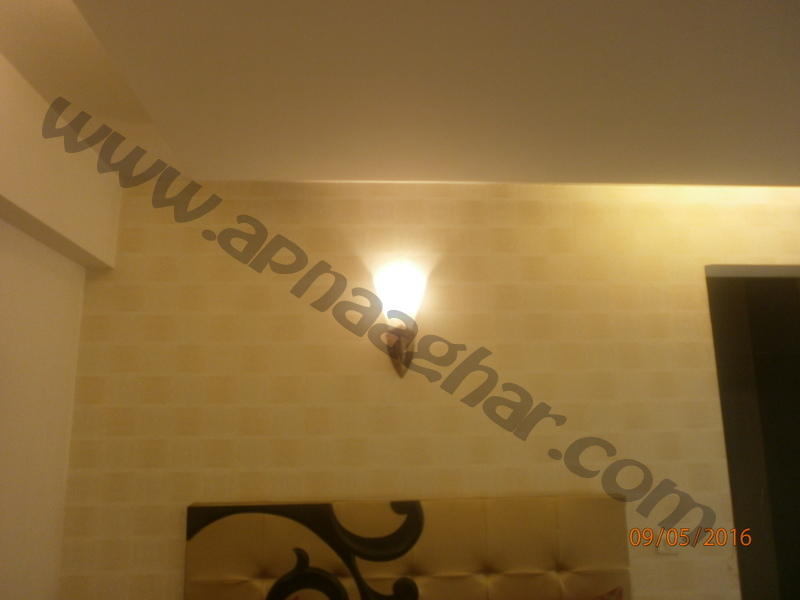 3 BHK well furnished  flat on 8th Floor of G+12 | VIP Road | Zirakpur| Punjab | Apnaa Ghar