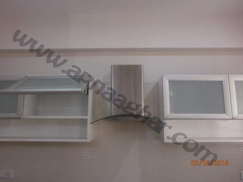 3 BHK well furnished  flat on 9th Floor of G+12 | VIP Road | Zirakpur | Punjab | Apnaaghar