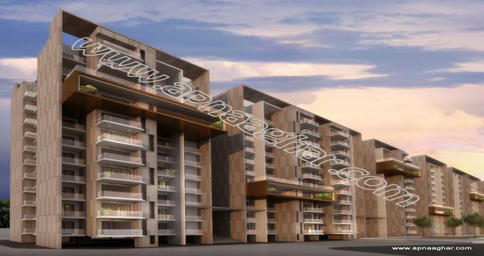 3BHK 2010 sq ft  |Flat|Mohali | Chandigarh| Punjab | Zirakpur| Apnaaghar.com | 9781191177