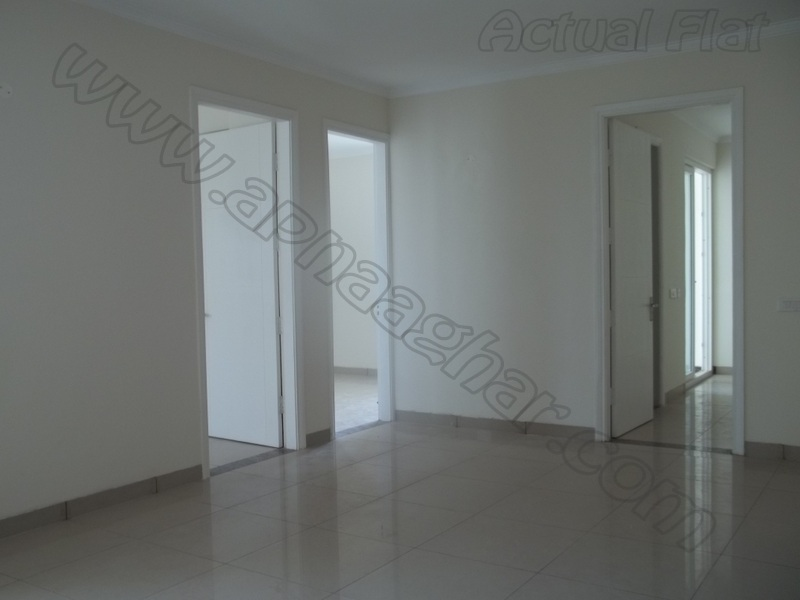3 BHK 1650 Sq ft 4th floor of S+11 | Zirakpur Patiala Highway | Zirakpur | Punjab | Apnaa Ghar