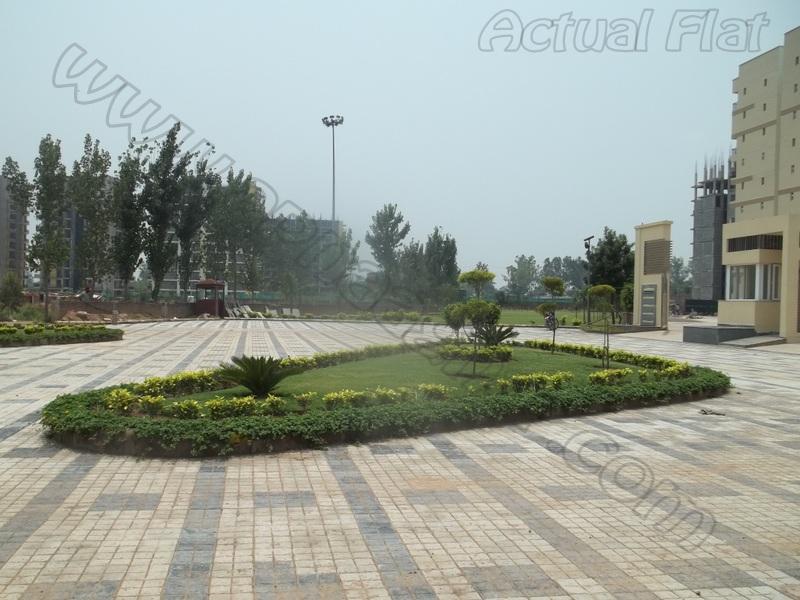 3 BHK 1650 Sq ft 9th floor of S+11 | Zirakpur Patiala Highway | Zirakpur | Punjab | Apnaaghar.com