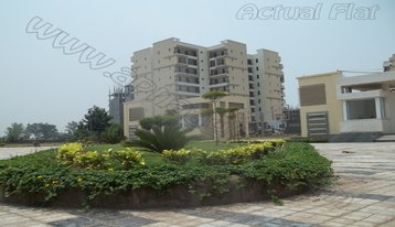3 BHK 1650 Sq ft 6th floor of S+11 | Zirakpur Patiala Highway | Zirakpur | Punjab | Apnaa Ghar