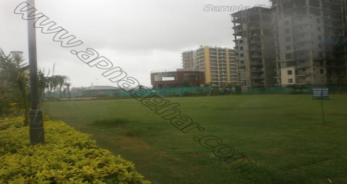3 BHK flat with servant room 1417 sq ft 8th floor of S+13 | Patiala Zirakpur Highway | Punjab | Apnaaghar.com