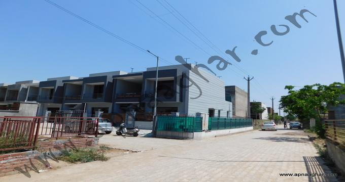 3 bhk  1251 sq ft  Independent Floor  Independent House  Plot  Duplex Flat  Villa  Mohali   Kharar   VILLA  Chandigarh  Punjab   Zirakpur  Sunny Enclave   VIP Road  apnaaghar.com   9781191177