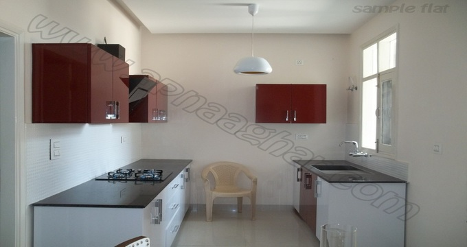 3 BHK 1344 sq ft 2nd Floor of G+2 - located near NH-21 | Kharar | Mohali | Punjab | Apnaa Ghar