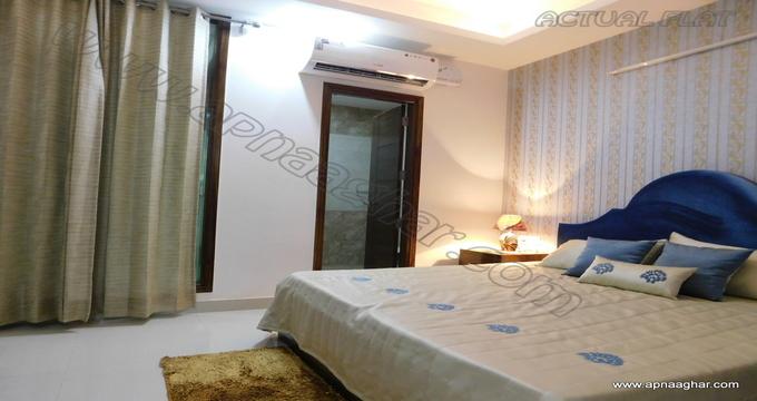 3 BHK 1125 sq ft |Flat |Independent House|Kharar | Mohali | Chandigarh| Punjab | Zirakpur| Apnaaghar.com | 9781191177
