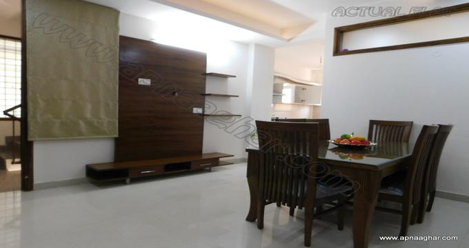 3 BHK 1458 sq ft |Flat |Independent House|Kharar | Mohali | Chandigarh| Punjab | Zirakpur| Apnaaghar.com | 9781191177