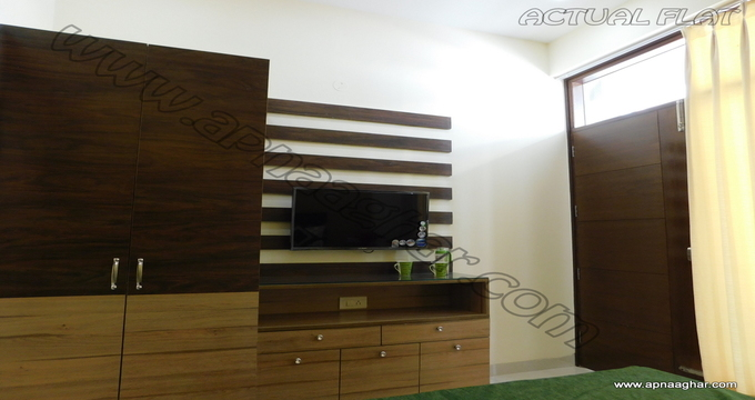 3BHK 1320 sq ft|Independent Floor |Flat| Mohali | Chandigarh| Punjab | Zirakpur| Apnaaghar.com | 9781191177