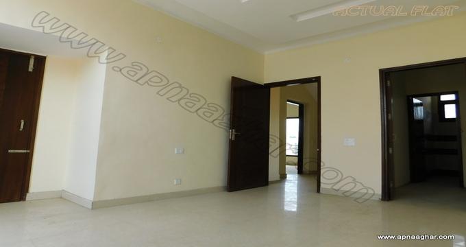 3BHK 1350 sq ft|Independent Floor |Duplex|Flat| Villa| Mohali| Kharar | Chandigarh| Punjab | Zirakpur| Apnaaghar.com | 9781191177