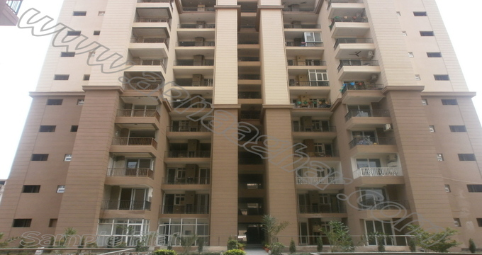 4 BHK 2292 sq ft 13th floor of G+13 | VIP Road Zirakpur | Punjab | Apnaaghar.com