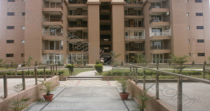 4 BHK 2292 sq ft 2nd floor of G+13 | VIP Road Zirakpur | Punjab | Apnaaghar.com