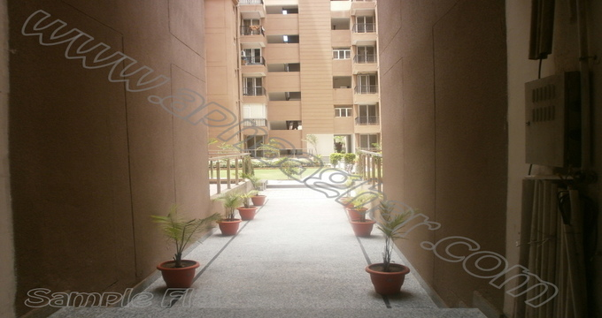 4 BHK 2292 sq ft 3rd floor of G+13 | VIP Road Zirakpur | Punjab | Apnaaghar.com