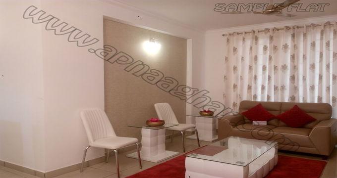 2 BHK 1265 sq ft  |Flat|Duuplex| VILLA | Mohali | Dhakoli |Chandigarh| Punjab | Zirakpur| Apnaaghar.com | 9781191177
